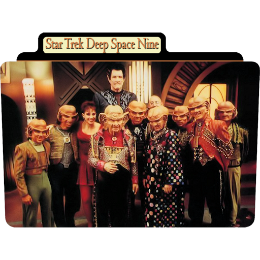 Star Trek Deep Space Nine 2 icon