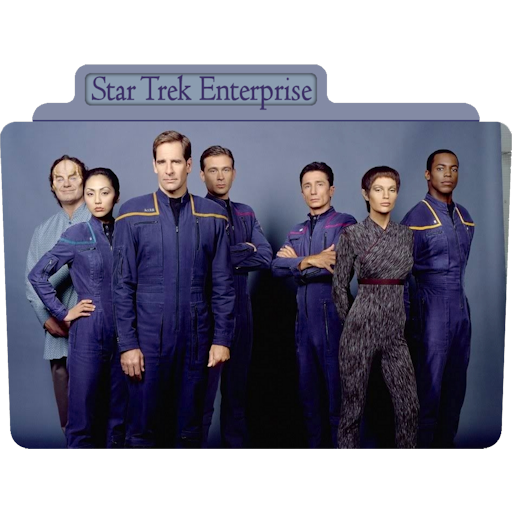 star trek enterprise logo