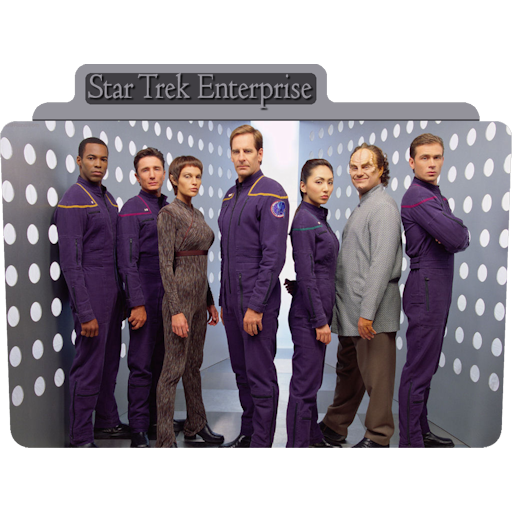 Star Trek Enterprise 3 icon