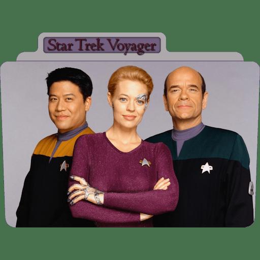 Star Trek Voyager 2 icon