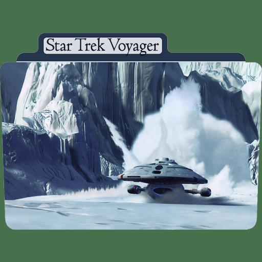 Star Trek Voyager 5 icon