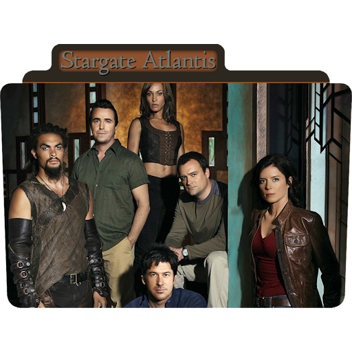 Stargate Atlantis 1 icon
