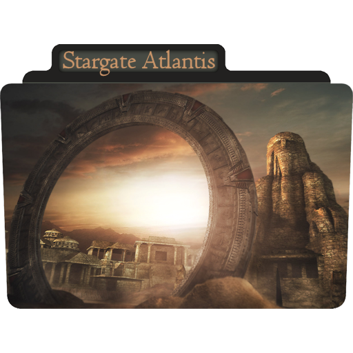 Stargate Atlantis 5 icon