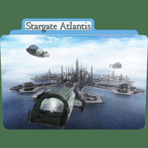 Stargate Atlantis 6 icon
