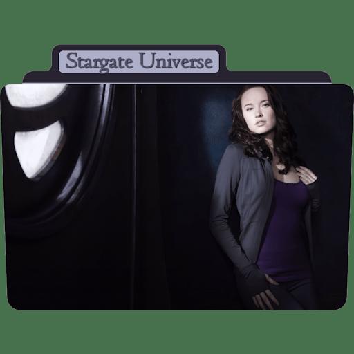 Stargate Universe 5 icon