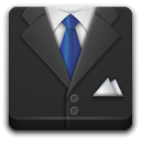 Apps preferences desktop theme icon