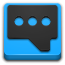Apps-telepathy-kde icon