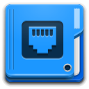 Places folder network icon