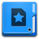 Places folder templates icon