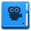 Places folder videos icon