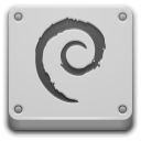 Places start here debian icon