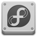 Places start here fedora icon