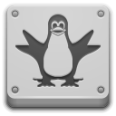 Places start here knoppix icon
