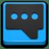 Apps-telepathy-kde icon