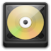 Devices-media-optical-recordable icon