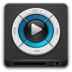 Devices-multimedia-player icon