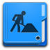 Places-folder-development icon