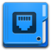 Places-folder-network icon