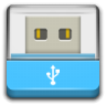 Devices-drive-removable-media-usb icon