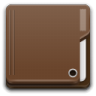 Places-folder-brown icon
