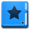 Places-folder-favorites icon