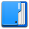 Places-folder-open icon
