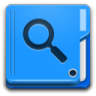 Places-folder-saved-search icon