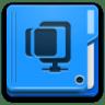 Places-folder-tar icon