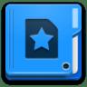 Places-folder-templates icon