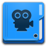 Places-folder-videos icon