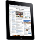 iPad Side Newspaper icon