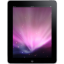 iPad Front Space Background icon