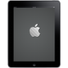 IPad-Front-Apple-Logo icon