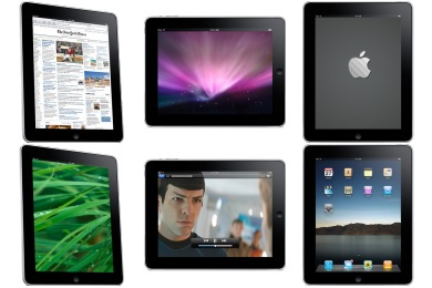 iPad Icons