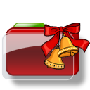 Christmas Folder Bells icon