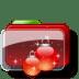 Christmas-Folder-Balls-Stars icon