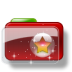 Christmas-Folder-Star-4 icon