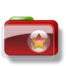 Christmas-Folder-Star-3 icon