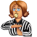 The Referee icon