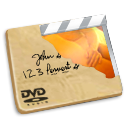Discreet DVD icon