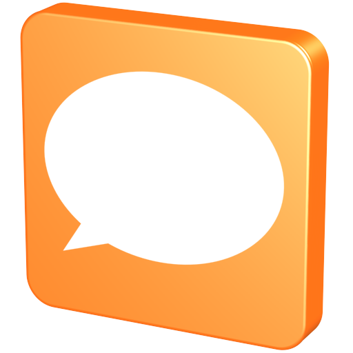 Forum Orange icon
