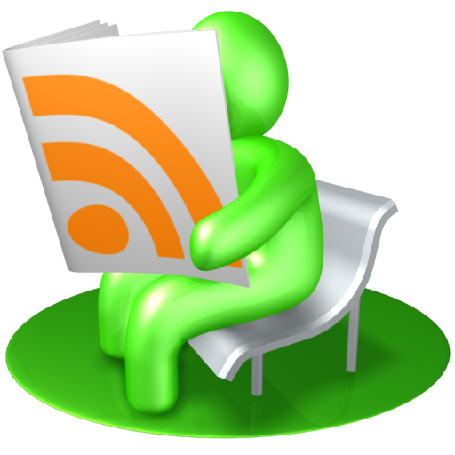 RSS Reader Green icon