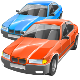 http://icons.iconarchive.com/icons/aha-soft/business/256/cars-icon.png