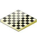 Chess-board icon