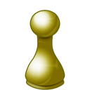 White-pawn icon