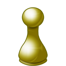 white pawn icon