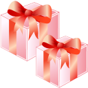 gift boxes icon