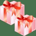 Gift-boxes icon