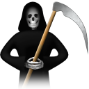 http://icons.iconarchive.com/icons/aha-soft/desktop-halloween/128/Death-icon.png