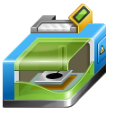 3D printer icon